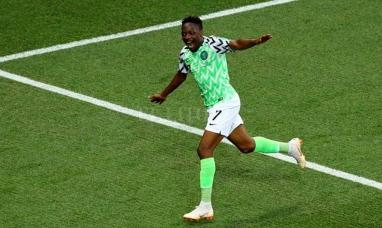 Mundial Rusia 2018: Nigeria le ganó a Islandia y le da vida a la selección Argentina