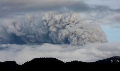Neuquén: Declaran Alerta Amarilla para el complejo volcánico Puyehue – Cordón Caulle