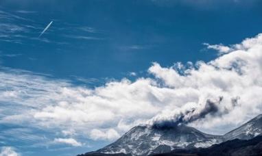 Neuquén: Preocupación por la posible erupción de un volcán en Chile