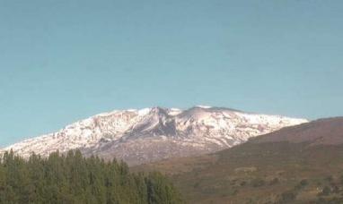 Neuquén: el volcán Copahue está en alerta amarilla