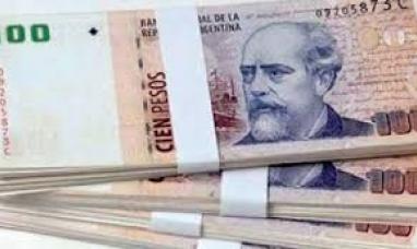 Es oficial el aumento a 40 mil pesos para el descuento salarial