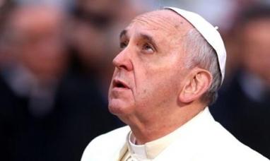 """El Papa Francisco volvió a condenar el aborto y habló de """"asesinato de niños"""""""