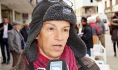 """Patricia Blanco: """"Asistimos a un circo"""" no a una comisión"""