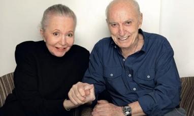 """Pinky y Cacho Fontana hablaron desde la clínica geriátrica en la que se alojan: """"¡Mirá adónde nos vinimos a encontrar!"""""""