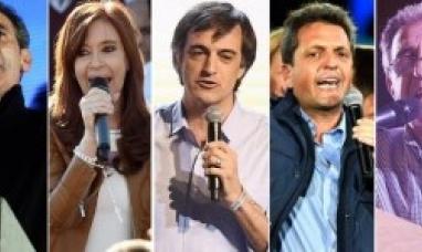 Por el caso Maldonado se suspendieron los cierres de actos de campaña electoral de los candidatos