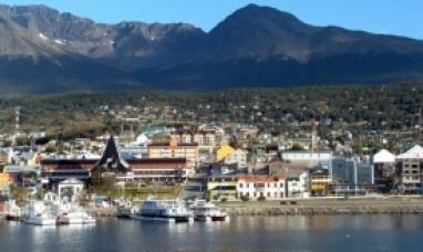 ¿Por qué no nieva en Ushuaia?
