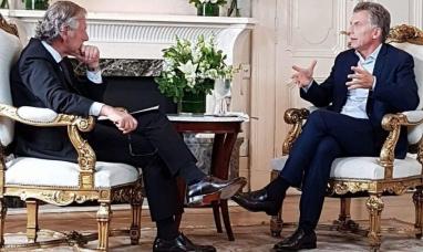 """El presidente argentino habló de """"comportamientos mafiosos"""" que perjudican la llegada de cruceros a Tierra del Fuego"""