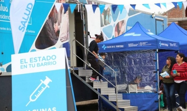 Programa nacional itinerante llega a Tierra del Fuego