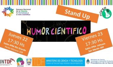 Se realizará un espectáculo de humor científico
