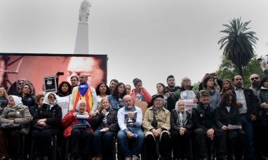 Referentes de organismos de derechos humanos toman distancia de una marcha a la plaza de mayo