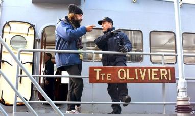 Rescataron a tripulante de un velero belga que se averió por un temporal en el Canal Beagle
