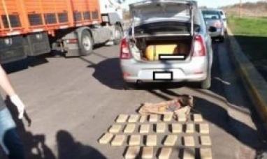 La Rioja: Detienen al hijo de un diputado de cambiemos con 22 panes de marihuana