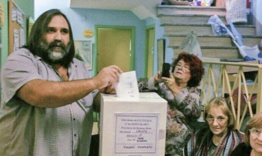 Roberto Baradel ganó las elecciones y retuvo la conducción de SUTEBA
