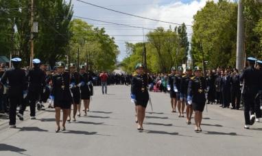 Santa Cruz: 133º aniversario de la policía