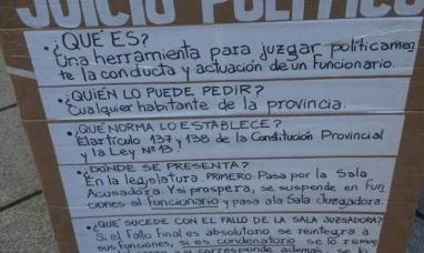 Santa Cruz: Gremios piden juicio político a la gobernadora