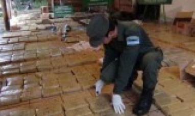 Santiago del Estero: Secuestran casi dos toneladas de cocaína