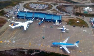 Tierra del Fuego: El aeropuerto de Ushuaia ya cuenta con cámaras de seguridad