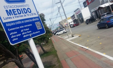 Tierra del Fuego: Se amplía la zona de cobro del estacionamiento medido en Río Grande