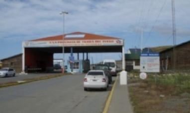 Tierra del Fuego: Ampliarán el edificio del paso fronterizo San Sebastián