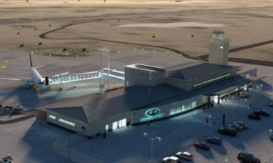 Tierra del Fuego: avión de aerolíneas argentinas se aprestaba a aterrizar en el aeropuerto de Río Grande, cuando fue alcanzado por un rayo