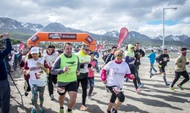 """Tierra del Fuego: El sábado se corre en Ushuaia la tradicional """"Marcha Aeróbica AnimaRSE"""""""