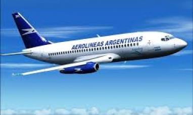 """Tierra del Fuego: """"Bomba a bordo"""", el cartel que generó pánico en un avión"""