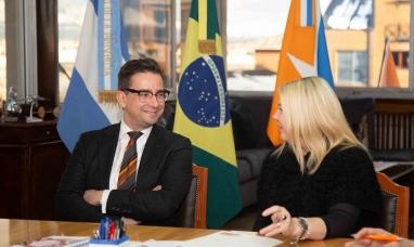 Tierra del Fuego: Brasil tendrá su embajada en Ushuaia