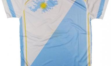 Tierra del Fuego: En busca de un logo distintivo para las camisetas deportivas