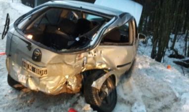 Tierra del Fuego: Choque frontal y muerte en la ruta  falleció un hombre de 44 años