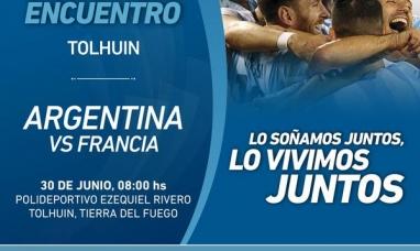 Tierra del Fuego: La ciudad de Tolhuin será nuevamente punto de aliento hacia la selección Argentina de fútbol