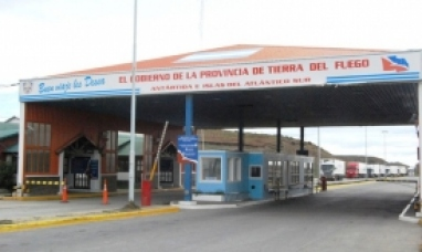 Tierra del Fuego: Comenzó el éxodo de vacacional ya han salido más de 5.700 personas