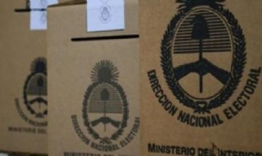 """Tierra del Fuego: """"Cualquier objeto extraño que se introduzca en el sobre de la votación, anula el voto"""" advierten desde la justicia electoral"""