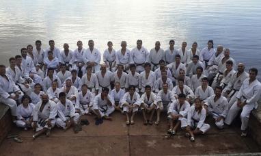 Tierra del Fuego: Cuatro karatecas de la escuela municipal de Río Grande viajarán a Uruguay
