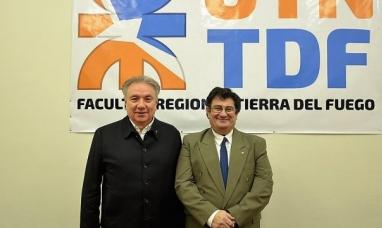 Tierra del Fuego: Decano y vice fueron ratificados al frente de la UTN
