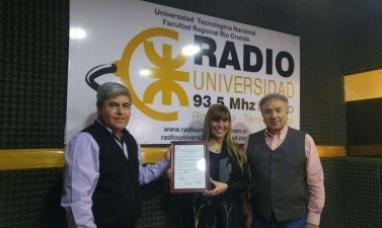 Tierra del Fuego: Declaran de interés provincial a la primera radio universitaria