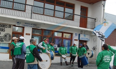 Tierra del Fuego: La delegación del ministerio de trabajo de nación de Río Grande debe casi un año de alquiler