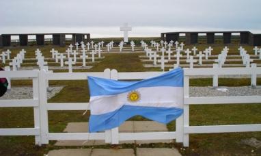Tierra del Fuego: Detectan irregularidades en el cementerio de soldados argentinos en Malvinas