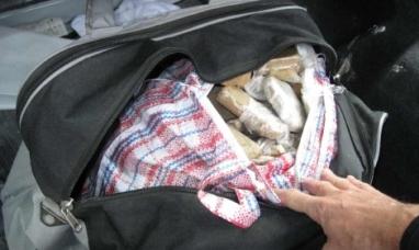Tierra del Fuego: Detuvieron al joven que despachó el bolso con drogas y lo dejo en el aeropuerto de Ushuaia