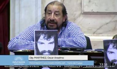 Tierra del Fuego: Diputado Martínez se refirió al dictamen favorable de la prórroga en la suspensión de desalojos