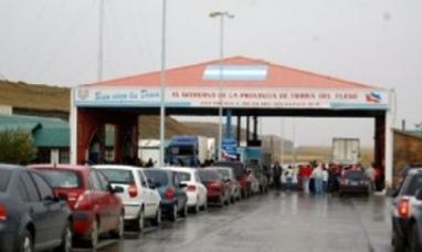 Tierra del Fuego: Durante este fin de semana ya salieron de la provincia 2597 personas