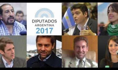 Tierra del Fuego: Elecciones legislativas 2017