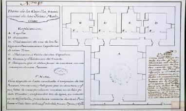 Tierra del Fuego: Encuentran una capilla franciscana de 1768 en Malvinas
