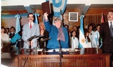 Tierra del Fuego de fiesta: Hoy se celebran 26 años de la jura de la constitución