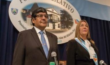 Tierra del Fuego: La gobernadora abrirá el nuevo período de sesiones ordinarias en la legislatura
