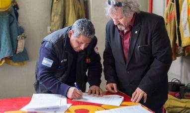 Tierra del Fuego: Gobierno decidió suspender a la asociación de bomberos zona norte y designó nuevo interventor