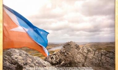 Tierra del Fuego: Gobierno envió bandera fueguina al intendente de Ceres por el episodio del 9 de julio