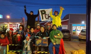 Tierra del Fuego: Un grupo de jóvenes de Río Grande se unió para trabajar juntos y mejorar su barrio