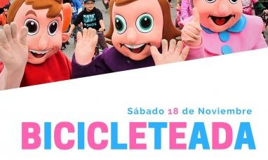 """Tierra del Fuego: Hubieron más de 500 participantes de la 4° marcha aeróbica """"AnimaRSE"""" a beneficio de LUCCAU"""