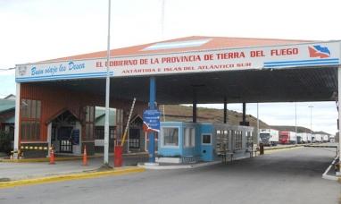 """Tierra del Fuego: Incautan 38 kilos de marihuana en paso fronterizo """"san Sebastián"""""""