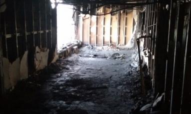 Tierra del Fuego: Incendiaron sede del IPRA Ushuaia